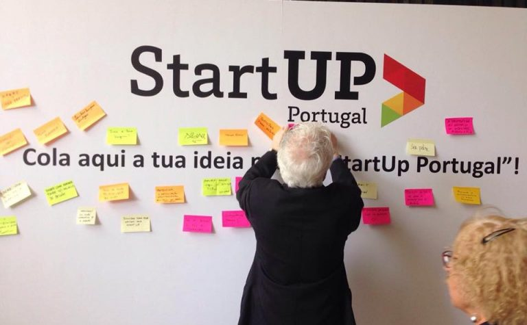 start up em portugal